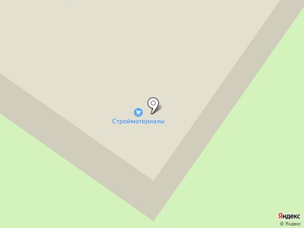 Орхидея на карте Коммунара