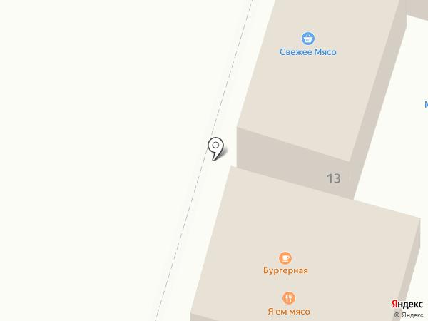 Пивной дворик на карте Бугров