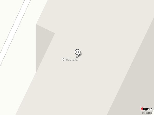 Надежный на карте Коммунара