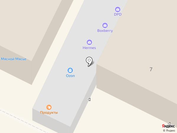 Связной на карте Коммунара