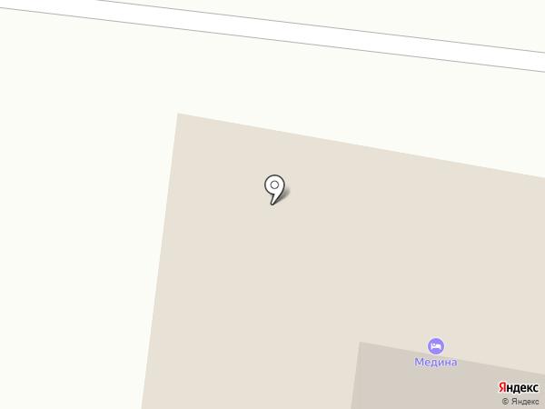 СЛЭП на карте Бугров
