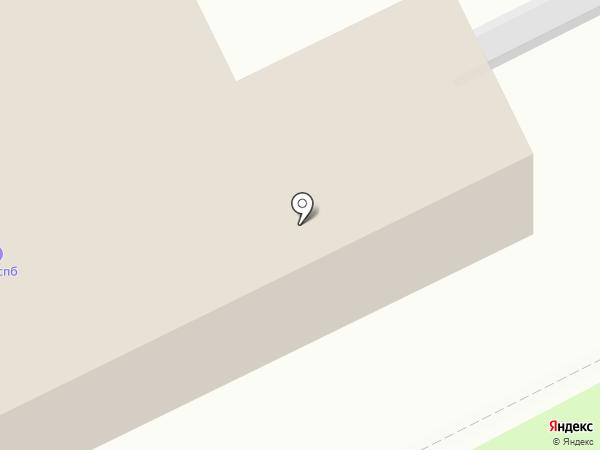 Жилкомсервис №3 Фрунзенского района на карте Санкт-Петербурга