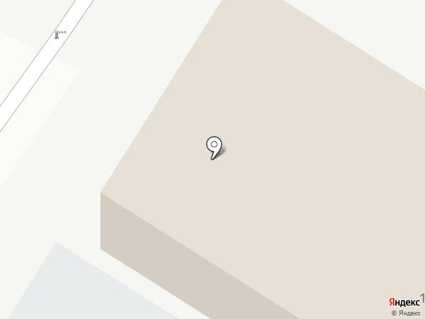 Коммунар, ПАО на карте Коммунара