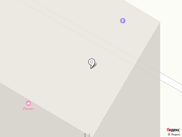 Пенаты, ТСЖ на карте Санкт-Петербурга