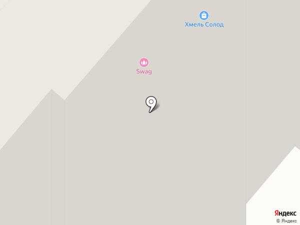 Хмельной Викинг на карте Бугров