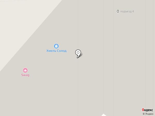 Парикмахерская на карте Бугров