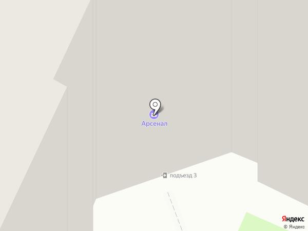 Единый центр новостроек Тренд на карте Бугров