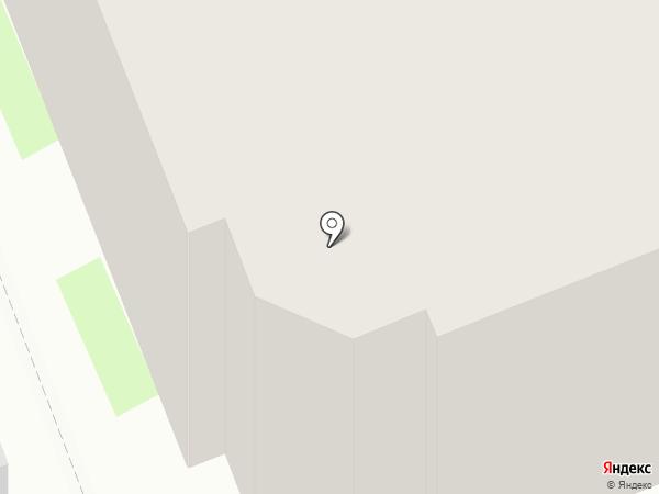 Морячок на карте Санкт-Петербурга