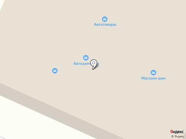 Торгово-сервисный центр автостекол на карте Санкт-Петербурга