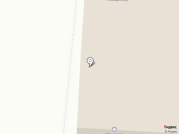 Отдел надзорной деятельности и профилактической работы Красногвардейского района на карте Санкт-Петербурга