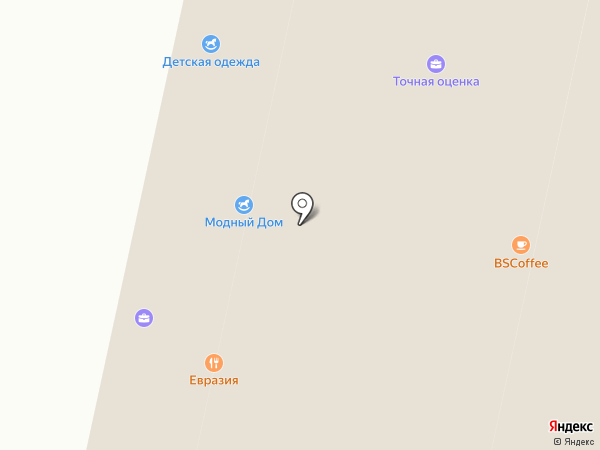Точная оценка на карте Санкт-Петербурга