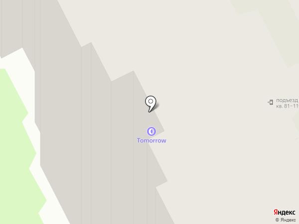 Бухарестская 130, ТСЖ на карте Санкт-Петербурга