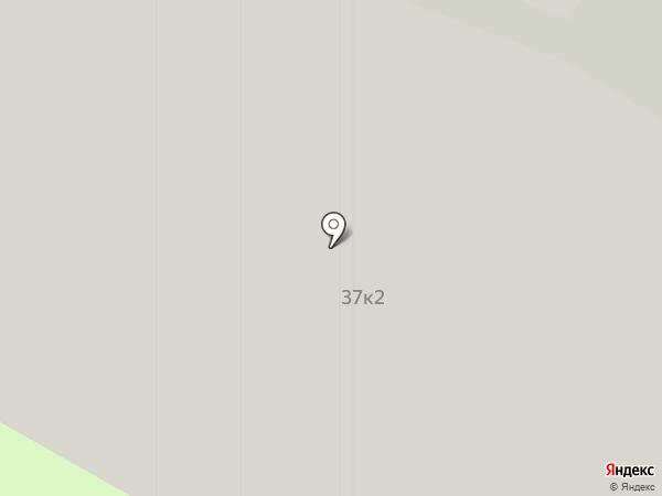 №923, ЖСК на карте Санкт-Петербурга