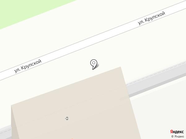HANSE на карте Санкт-Петербурга