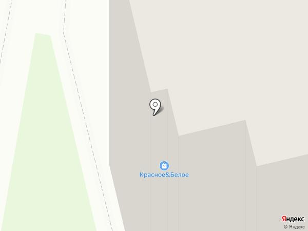 Караван на карте Мурино
