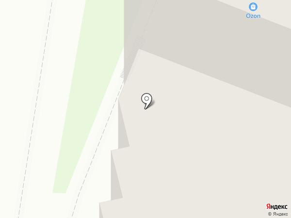 Азалия на карте Мурино