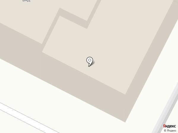 ВАД, ЗАО на карте Санкт-Петербурга
