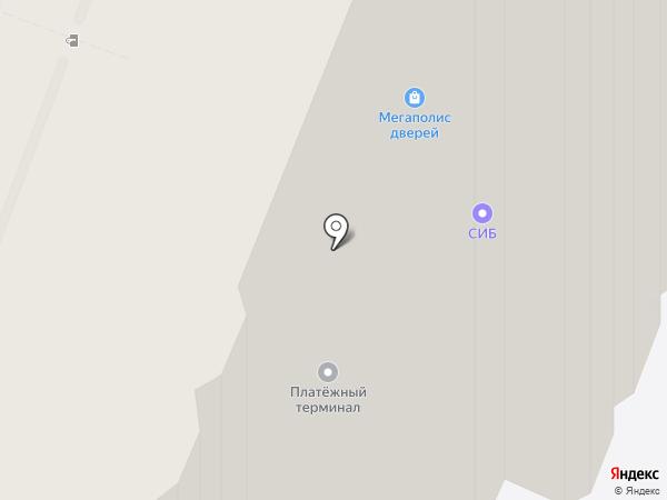 Вокруг Света на карте Мурино