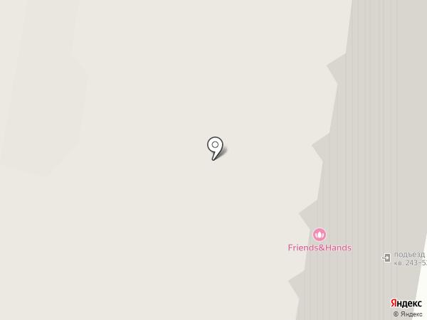 Петербургская недвижимость на карте Мурино