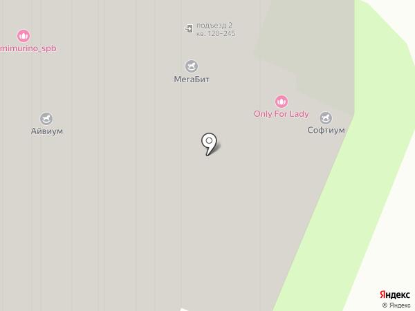 GreenЛандия на карте Мурино
