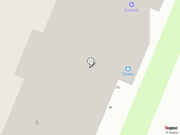 Родник здоровья на карте Мурино