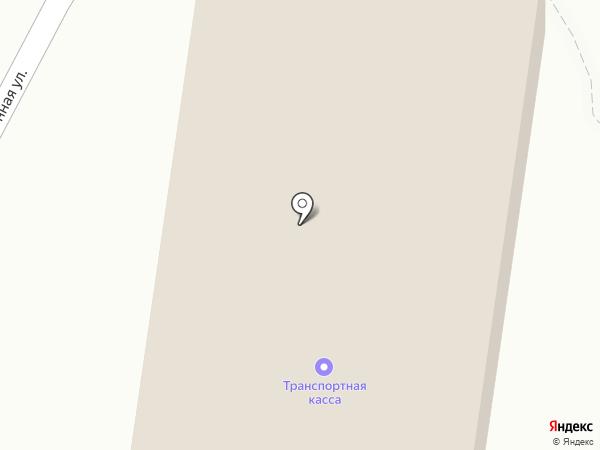 Антропшино на карте Коммунара