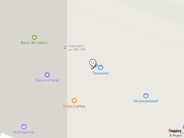 Шторкин на карте Мурино