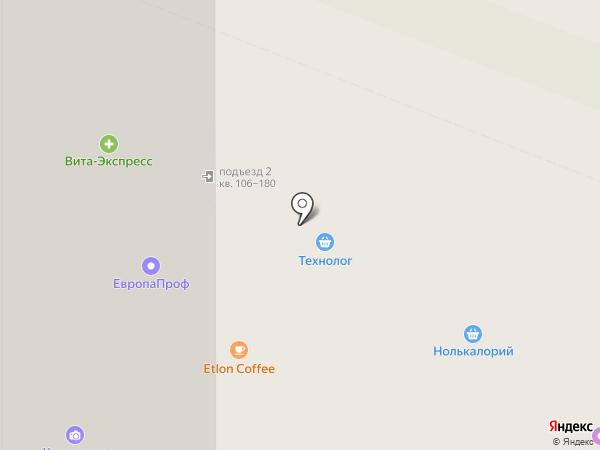 Мой Зубной на карте Мурино