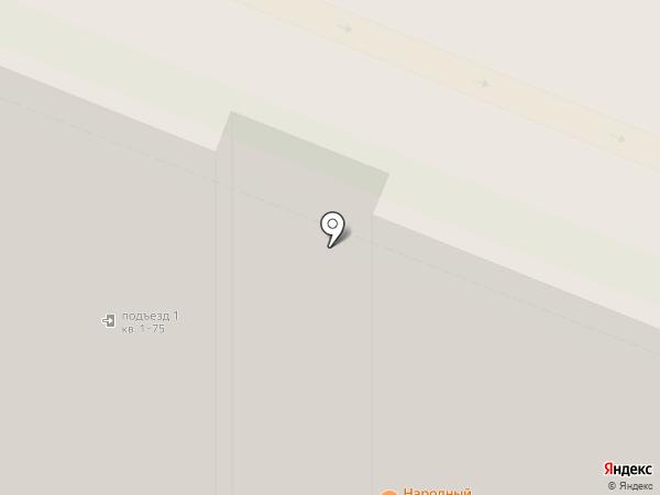ЦВЕТОПТТОРГ на карте Мурино