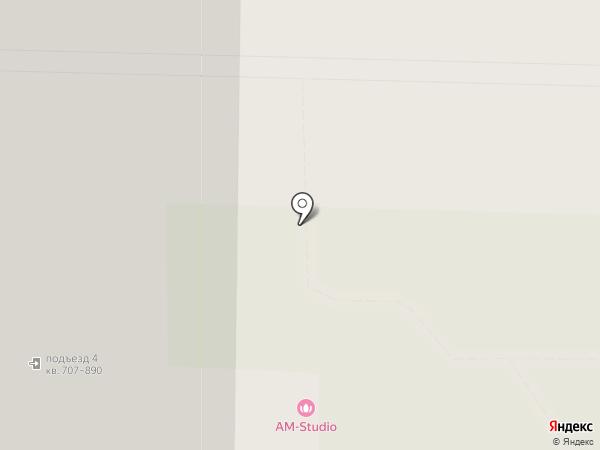 BABY MARKET на карте Мурино