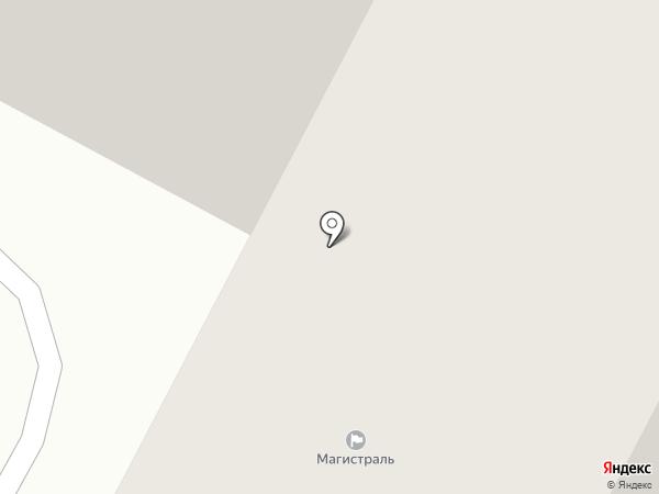 Магистраль, ТСЖ на карте Санкт-Петербурга