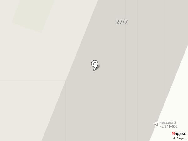 Гринландия 2 на карте Мурино