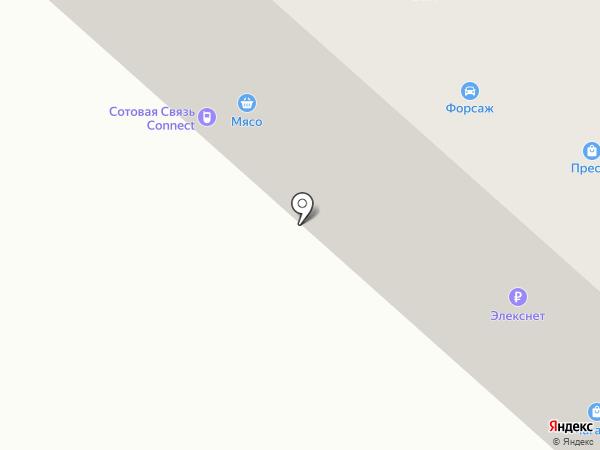 Салон мобильной связи на карте Санкт-Петербурга