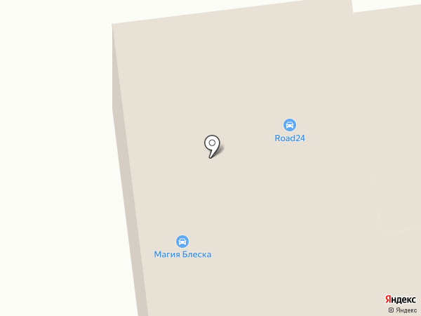 Петровский Автоцентр на карте Санкт-Петербурга