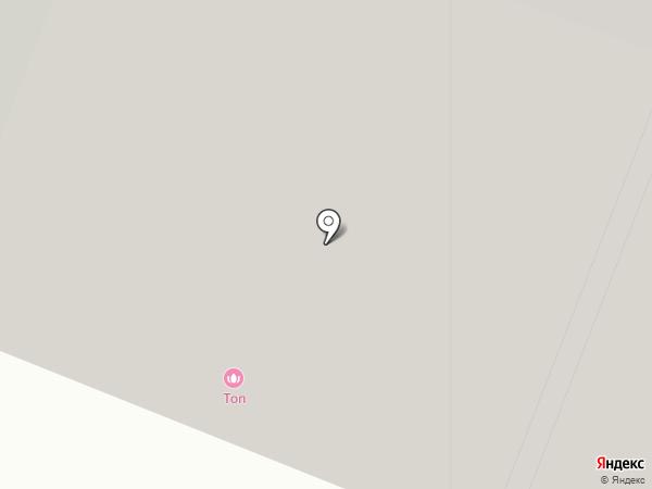 Северная палитра на карте Мурино