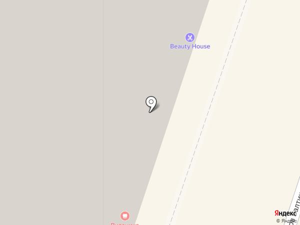 Мечта на карте Мурино