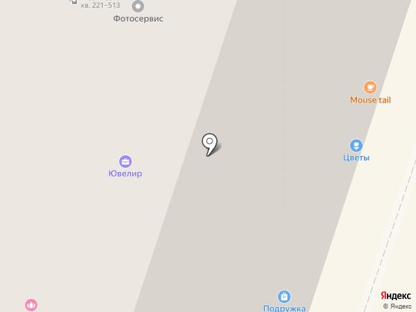КАКАДУ на карте Мурино