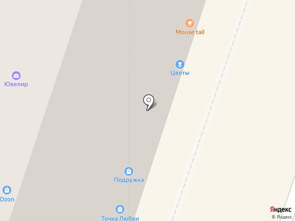 Двери Гранит на карте Мурино