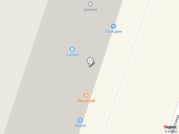ПИВТОЧКА на карте Мурино