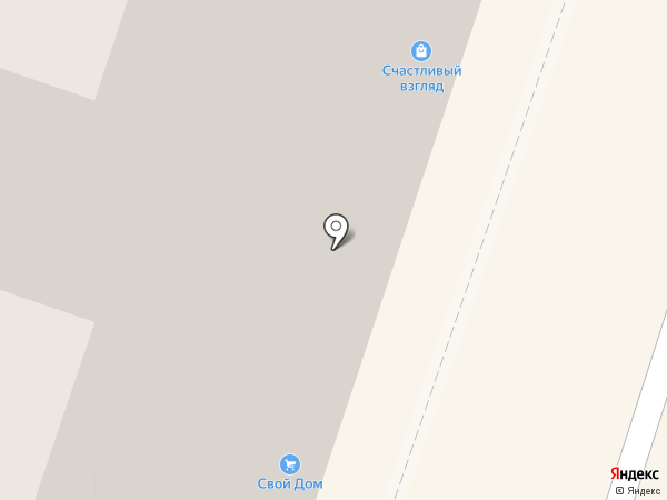 РосАл на карте Мурино