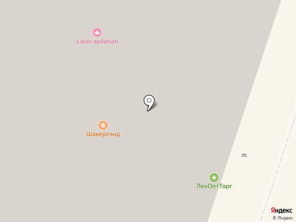 Кухонка на дому на карте Мурино