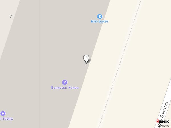 Villa Door на карте Мурино