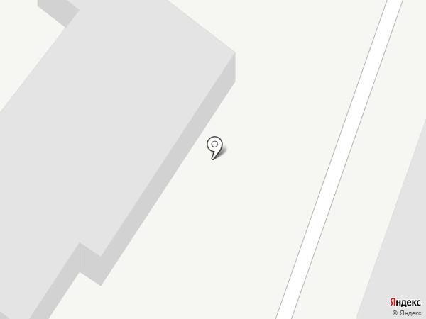 Шиномонтажная мастерская на карте Мурино