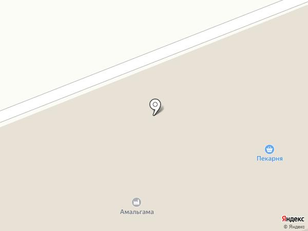 Петербургская паркетная компания на карте Санкт-Петербурга