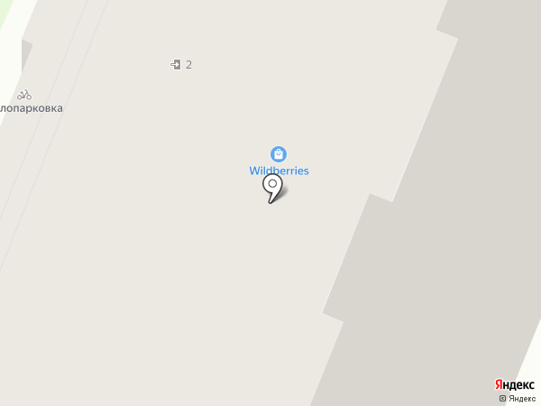 Лидер Групп, ГК на карте Мурино