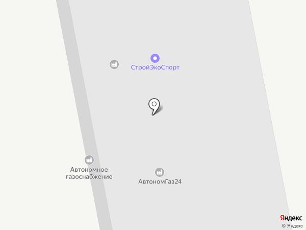 СНВ-Сервис на карте Санкт-Петербурга