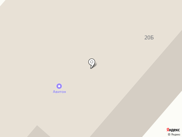 Северная Компания на карте Мурино