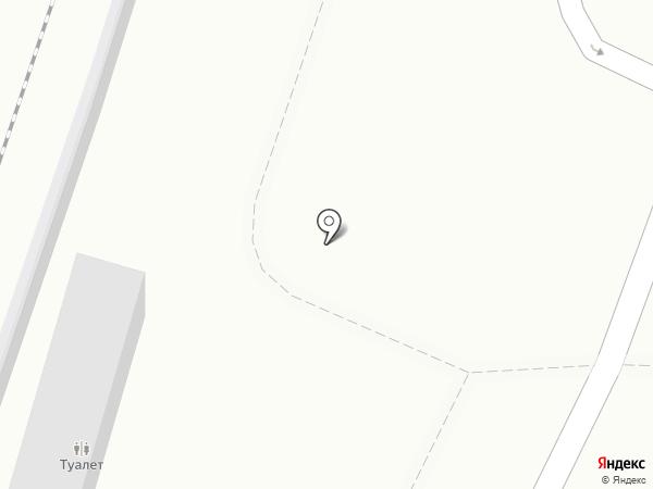 Магазин продуктов на карте Мурино