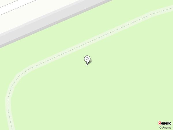 Бесплатный туалет на карте Мурино