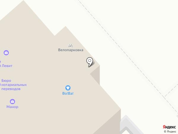 Мои документы на карте Мурино